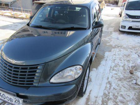 Chrysler PT Cruiser 2002 - отзыв владельца