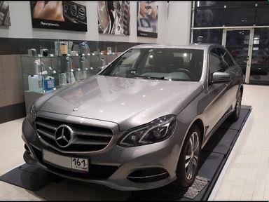 Mercedes-Benz E-Class, 2014
