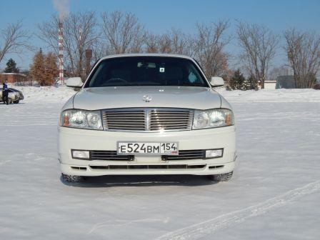 Nissan Cedric 2000 - отзыв владельца