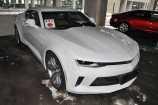 Chevrolet Camaro 2015 — БЕЛЫЙ_WHITE