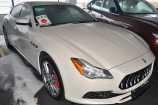 Maserati Quattroporte. BIANCO_БЕЛЫЙ