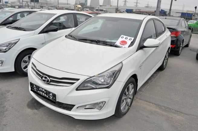 Hyundai Solaris, 2016 год, 791 400 руб.