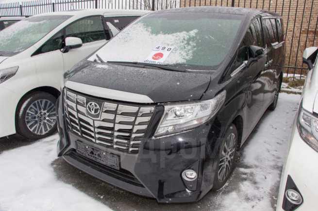 Toyota Alphard, 2016 год, 4 341 000 руб.