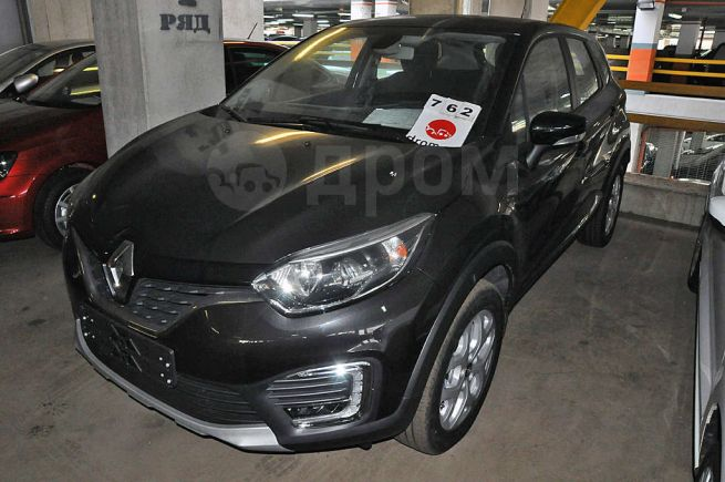 Renault Kaptur, 2016 год, 1 054 960 руб.