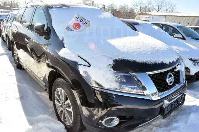 Nissan Pathfinder, 2016 год, 2 808 000 руб.