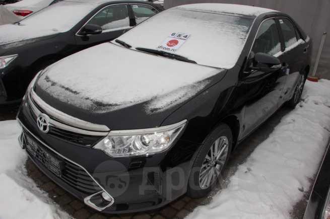 Toyota Camry, 2016 год, 1 697 000 руб.