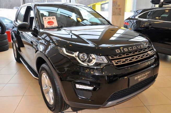 Land Rover Discovery Sport, 2018 год, 3 350 900 руб.