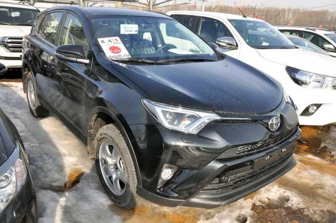 Toyota RAV4, 2016 год, 1 514 000 руб.