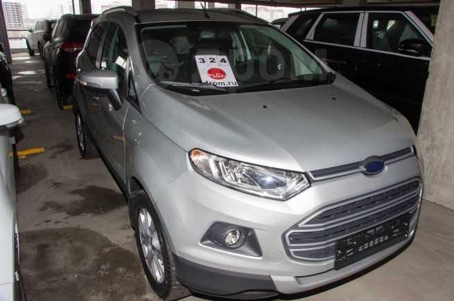 Ford EcoSport, 2016 год, 1 086 000 руб.