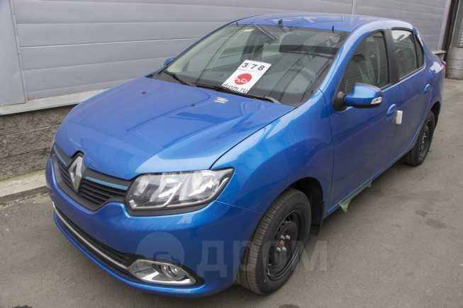 Renault Logan, 2016 год, 721 950 руб.
