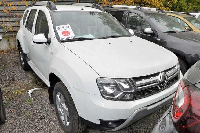 Renault Duster, 2016 год, 920 990 руб.