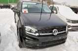 Volkswagen Amarok. ЧЕРНЫЙ `DEEP`  ПЕРЛАМУТР (2T2T)