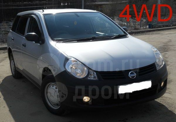 Nissan AD, 2009 год, 355 000 руб.