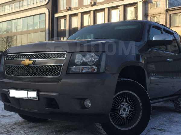Chevrolet Tahoe, 2013 год, 2 000 000 руб.