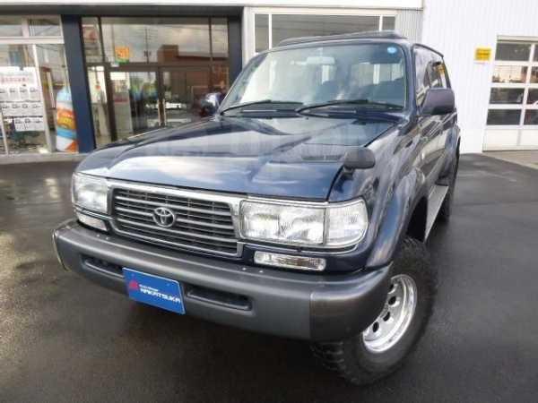 Toyota Land Cruiser, 1996 год, 460 000 руб.