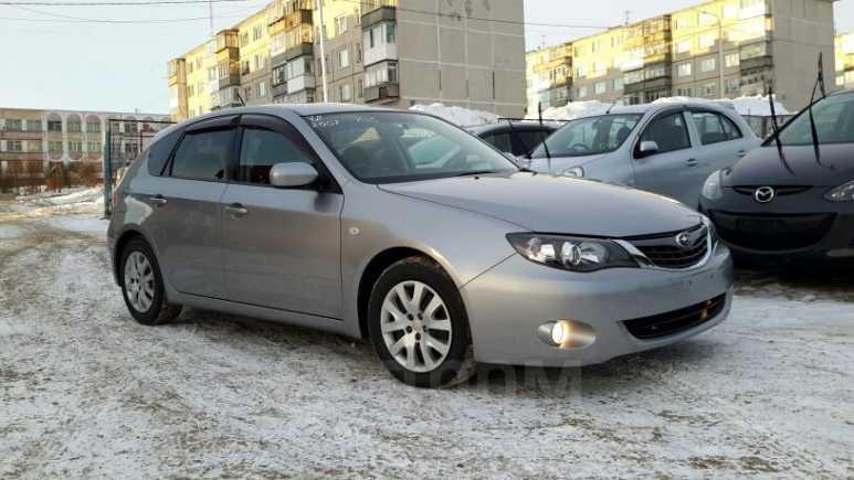 Subaru Impreza, 2007 год, 495 000 руб.