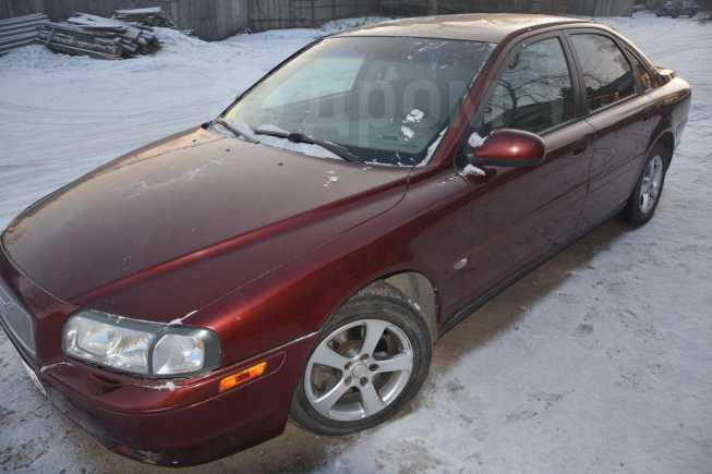 Volvo S80, 1999 год, 160 000 руб.