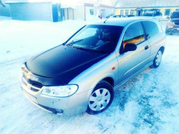 Nissan Almera, 2003 год, 130 000 руб.