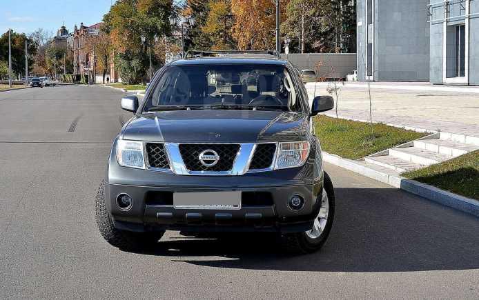 Nissan Pathfinder, 2004 год, 710 000 руб.