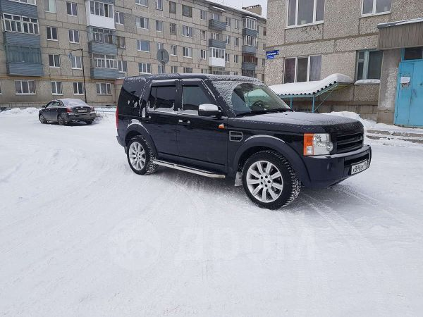 Land Rover Discovery, 2006 год, 860 000 руб.