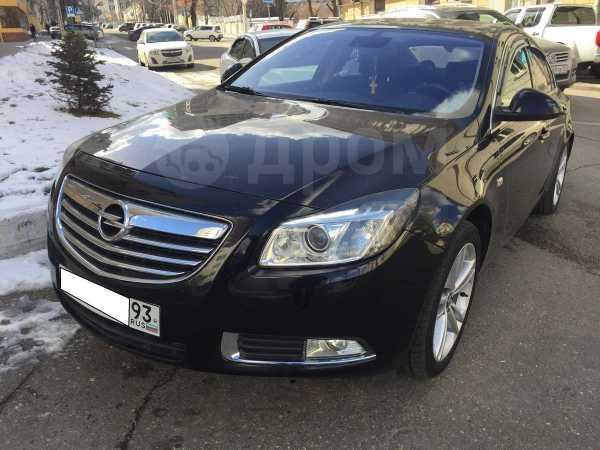 Opel Insignia, 2009 год, 675 000 руб.