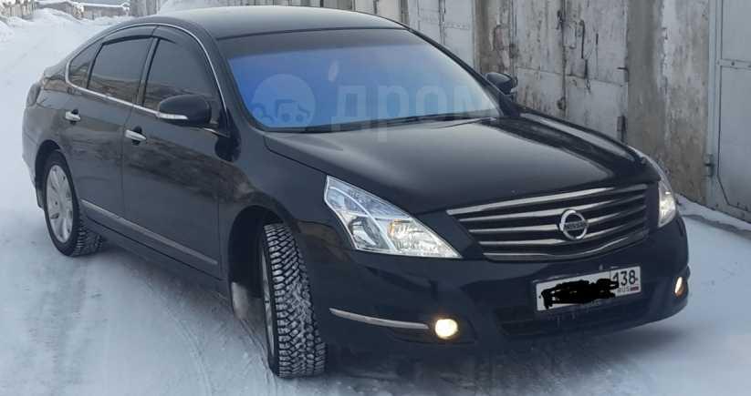 Nissan Teana, 2011 год, 799 999 руб.