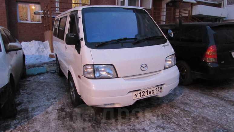 Mazda Bongo, 2007 год, 379 000 руб.