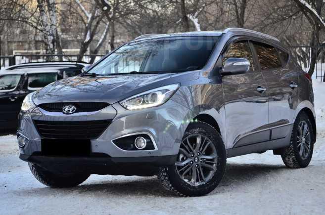 Hyundai ix35, 2014 год, 1 140 000 руб.
