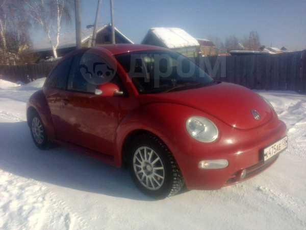 Volkswagen Beetle, 2005 год, 350 000 руб.