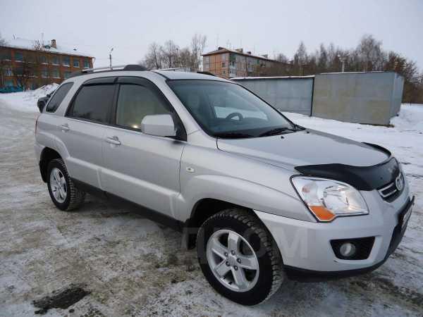 Kia Sportage, 2010 год, 600 000 руб.