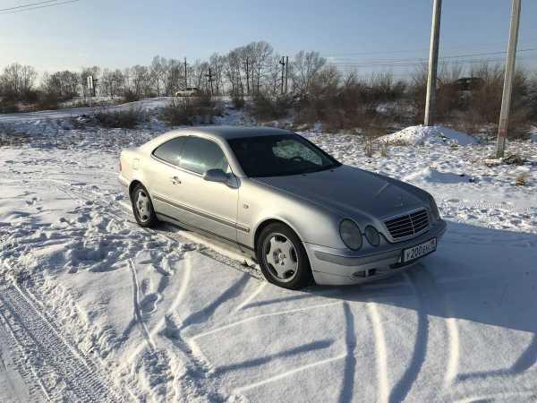 Mercedes-Benz CLK-Class, 1998 год, 339 000 руб.