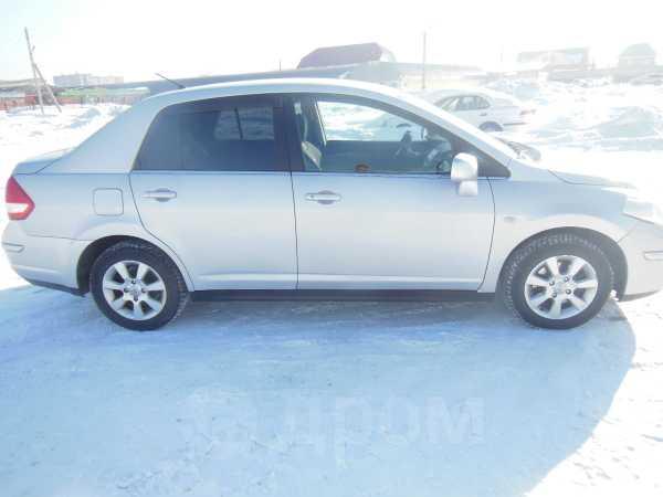 Nissan Tiida, 2007 год, 335 000 руб.