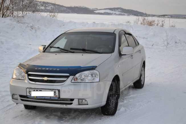 Chevrolet Lacetti, 2011 год, 465 000 руб.
