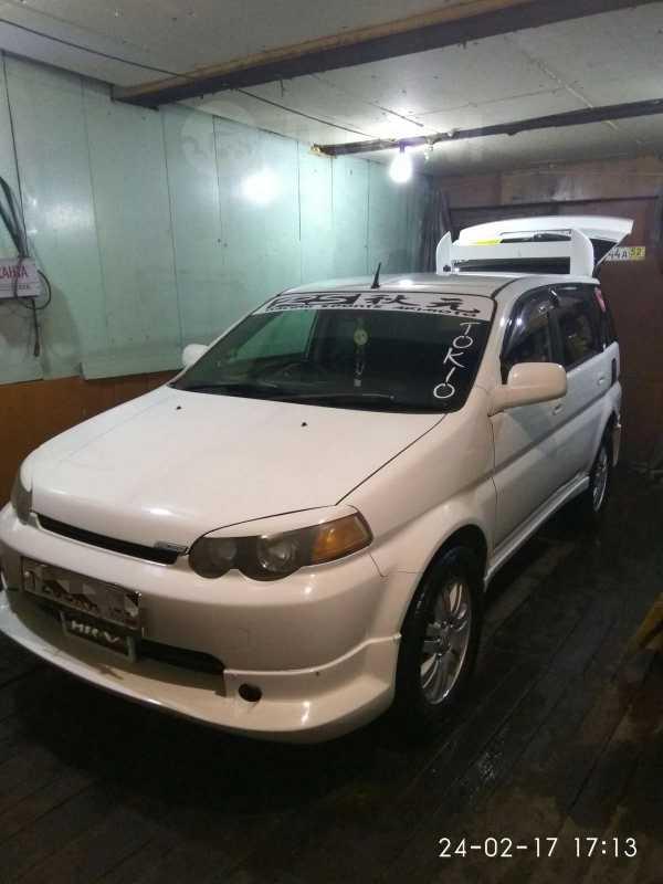 Honda HR-V, 1999 год, 348 000 руб.