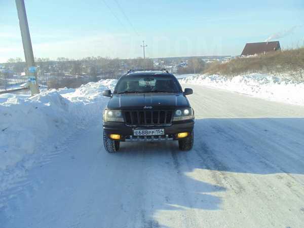 Jeep Grand Cherokee, 1999 год, 425 000 руб.
