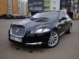 Челябинск Jaguar XF 2013