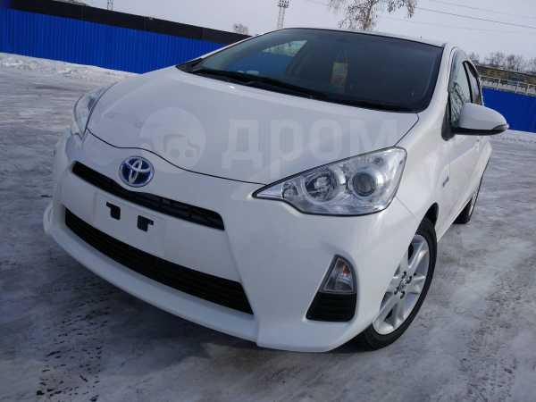 Toyota Aqua, 2012 год, 559 000 руб.