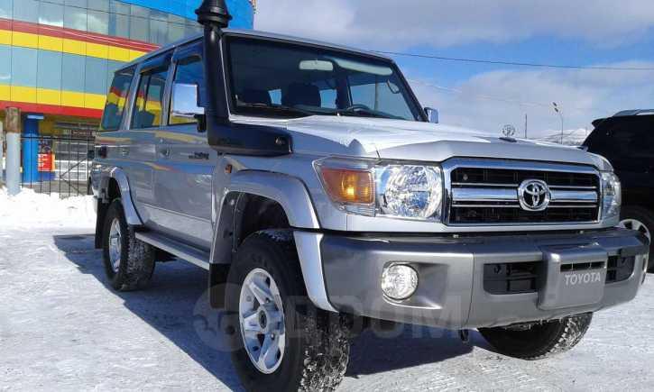 Toyota Land Cruiser, 2016 год, 4 450 000 руб.