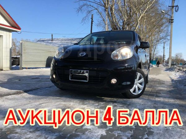Nissan March, 2012 год, 415 000 руб.