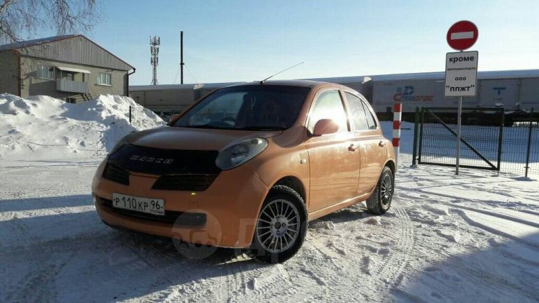 Nissan March, 2002 год, 178 000 руб.