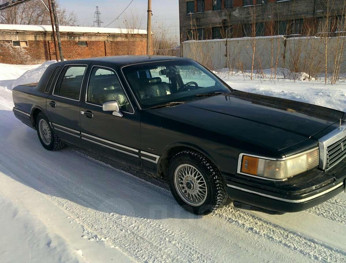 Запчасти для lincoln town car 1993