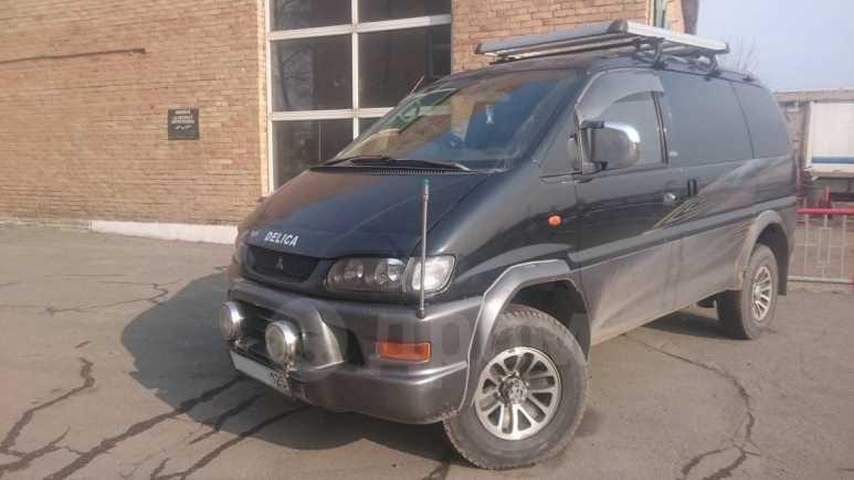 Mitsubishi Delica, 1998 год, 580 000 руб.
