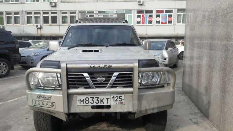 Nissan Safari, 2000 год, 615 000 руб.