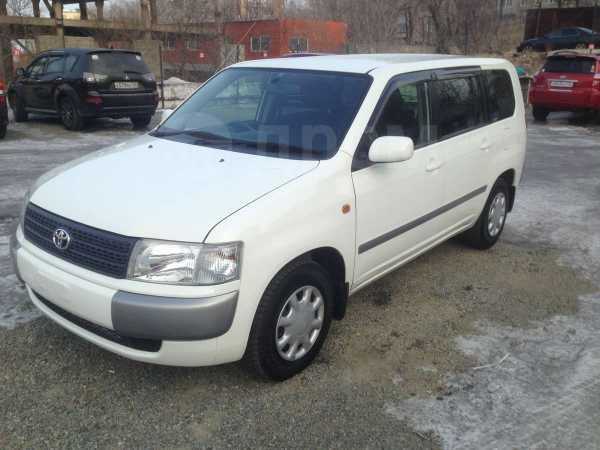 Toyota Probox, 2013 год, 499 900 руб.