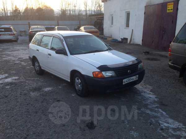 Nissan AD, 2002 год, 145 000 руб.