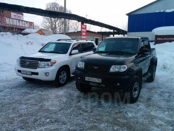 УАЗ Патриот Пикап, 2012 год, 660 000 руб.