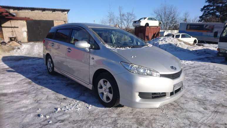 Toyota Wish, 2010 год, 710 000 руб.