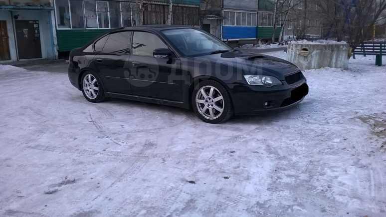 Subaru Legacy B4, 2005 год, 215 000 руб.