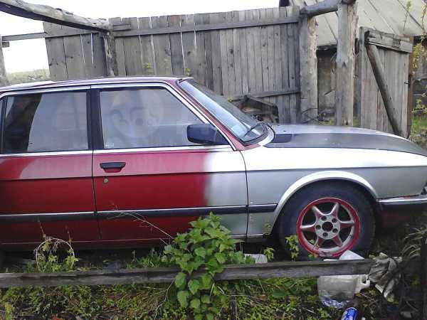 BMW 5-Series, 1984 год, 95 000 руб.