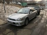 Владивосток Импреза 2001